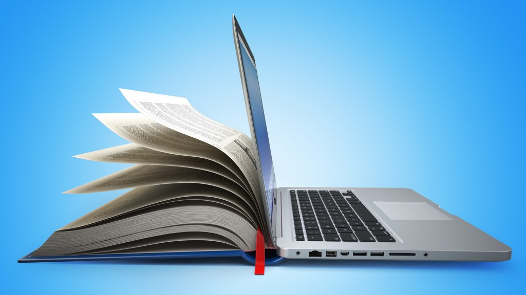 E-biblioteka
